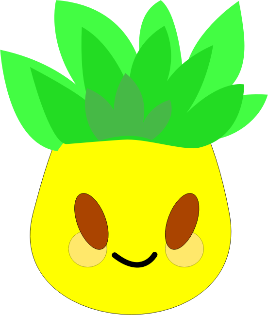 552x648 Free To Use Amp Public Domain Pineapple Clip Art