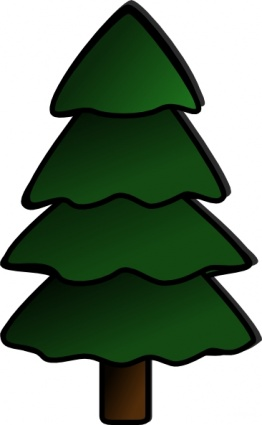 262x425 Pine Cone Clipart Snowy