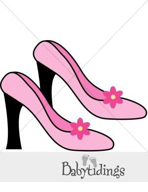 300x388 Ladies Shoes Clip Art