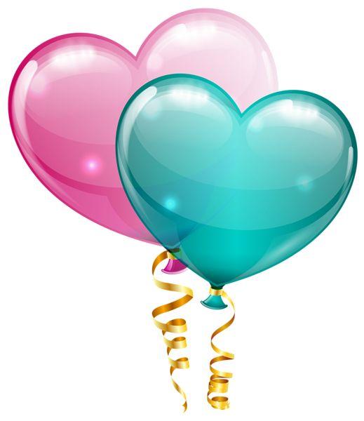 Pink Balloon Clipart