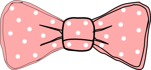 10799557fc1 Pink Polka Dot Bow Clipart Clipart Suggest - Wallpaperworld1st.com