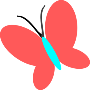300x300 Butterflies Pink Butterfly Clipart Free Images 3