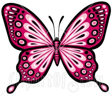 450x388 Butterfly Clipart Pretty Butterfly