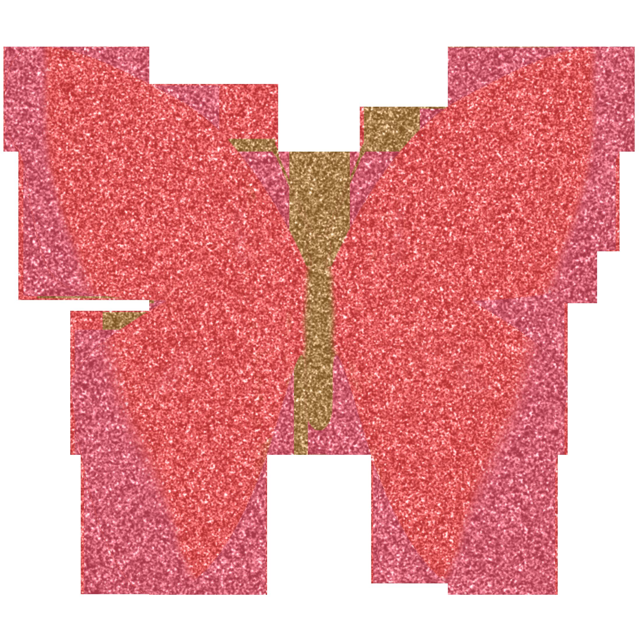2202x2202 Free Glitter Butterfly Clipart Clipart Panda