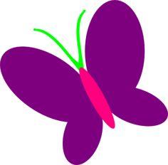236x232 Light Pink Butterfly Clip Art 101 Clip Art