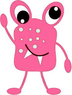 236x312 Free Cute Monster Clip Art Girl Monster Clip Art Image