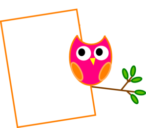 299x264 Owl Border Clip Art Many Interesting Cliparts