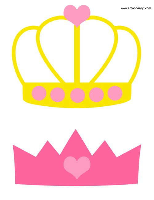 Pink Crowns | Free download best Pink Crowns on ClipArtMag.com