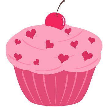 Pink Cupcake Clipart | Free download on ClipArtMag