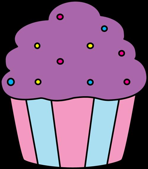 500x573 Cupcake Clip Art