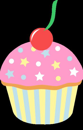 352x550 Cupcake Clipart 2