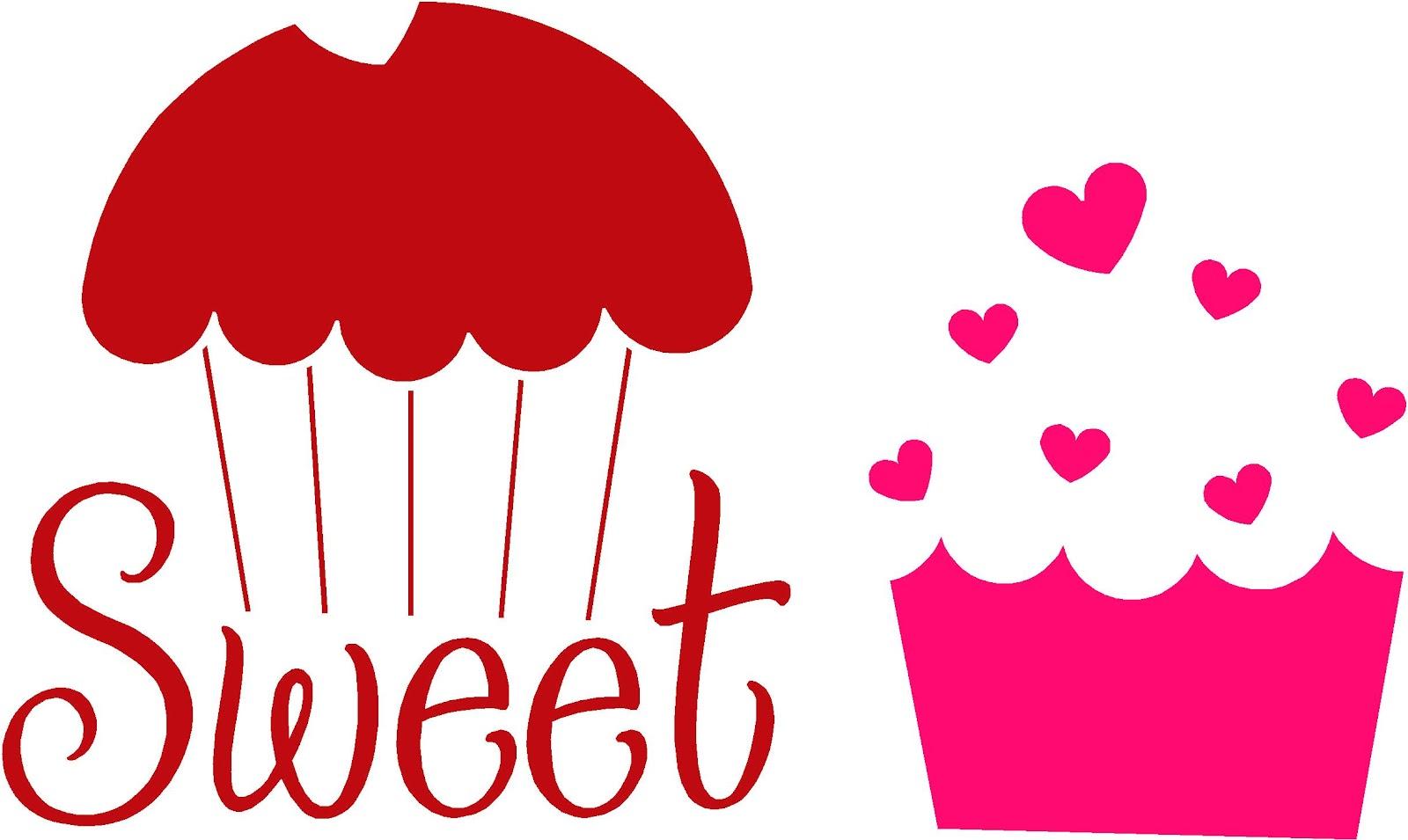 1600x955 Cupcake Clipart February