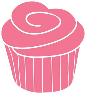 276x300 Images Of Cupcakes Clipart Clipartcow