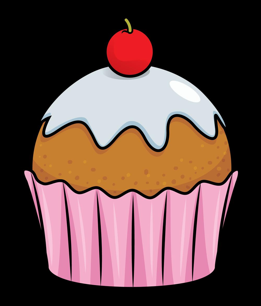 1000x1172 Top 89 Cupcake Clip Art