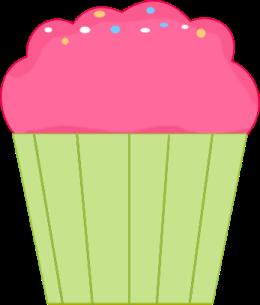 260x305 Top 91 Cupcakes Clip Art