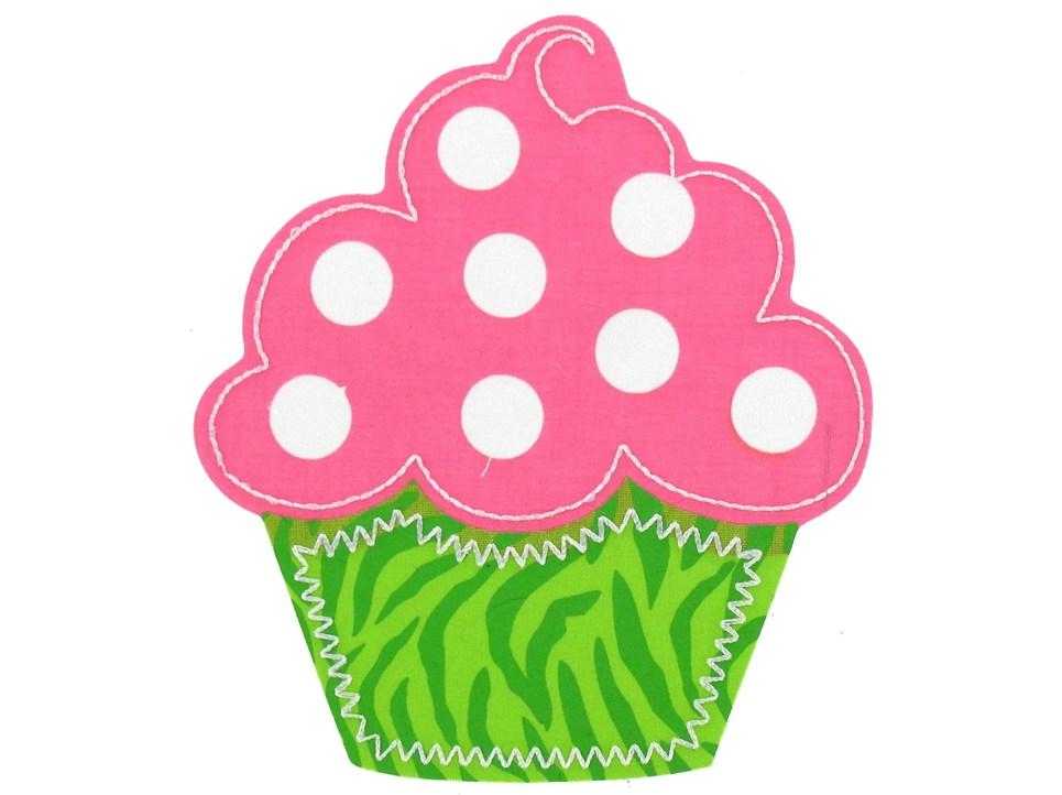 965x722 Vanilla Cupcake Clipart Green Cupcake