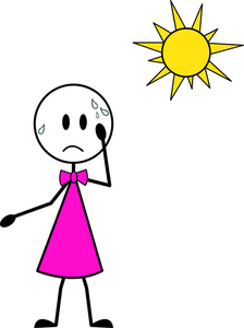 224x300 Summer Clipart Image