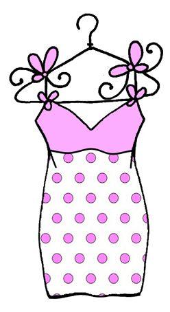 248x454 Top 85 Dresses Clip Art