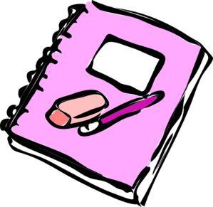 Pink Eraser Clipart