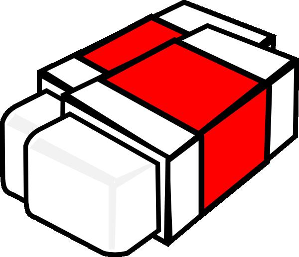600x517 Eraser Clip Art Eraser Clip Clipart Panda
