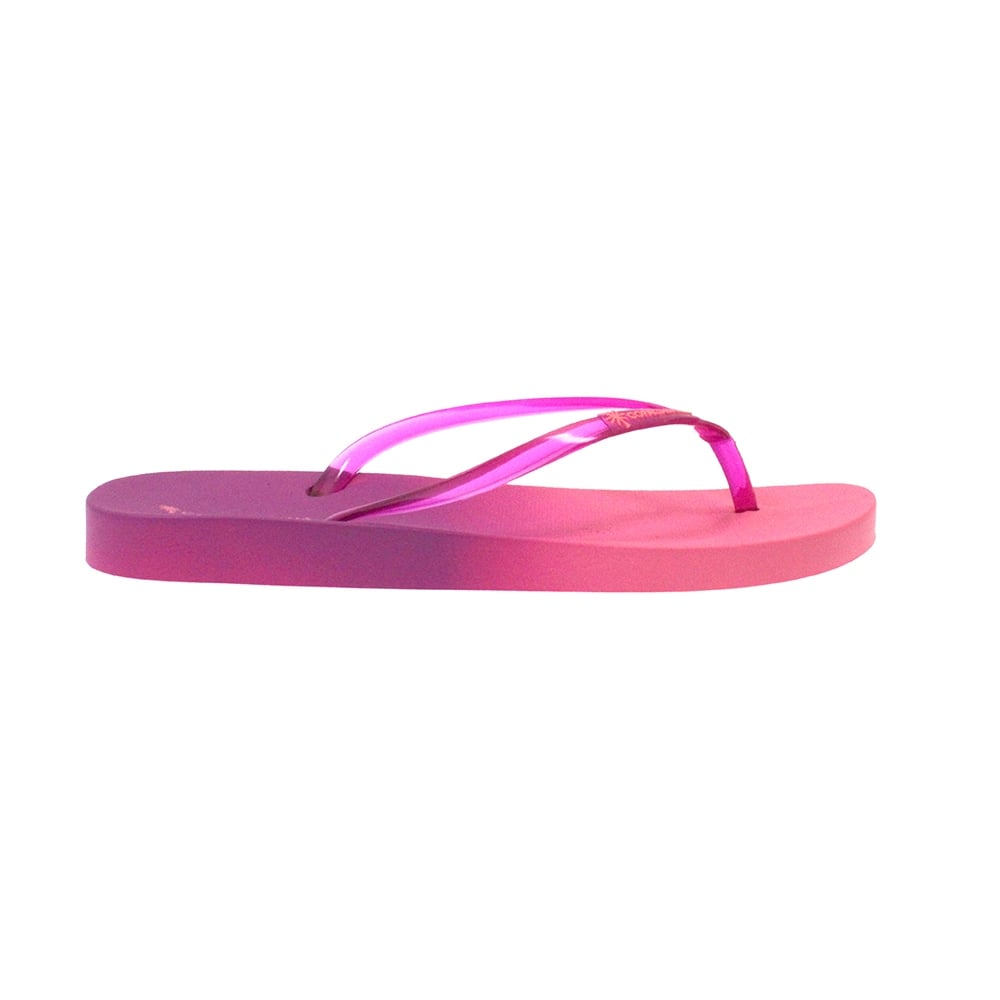 1000x1000 Lunar Copacabana Sunshine Pink Flip Flop