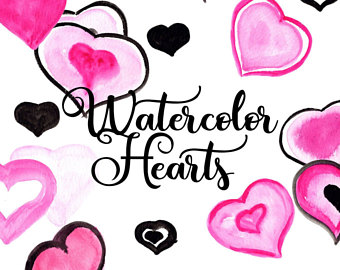 Pink Heart Clipart Free