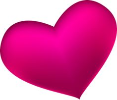 236x202 Hot Pink Floating Hearts Clipart