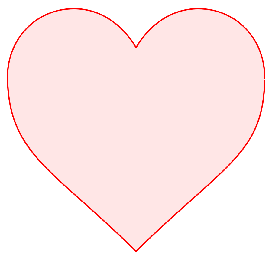 900x859 Pink Heart Png Clip Arts For Web