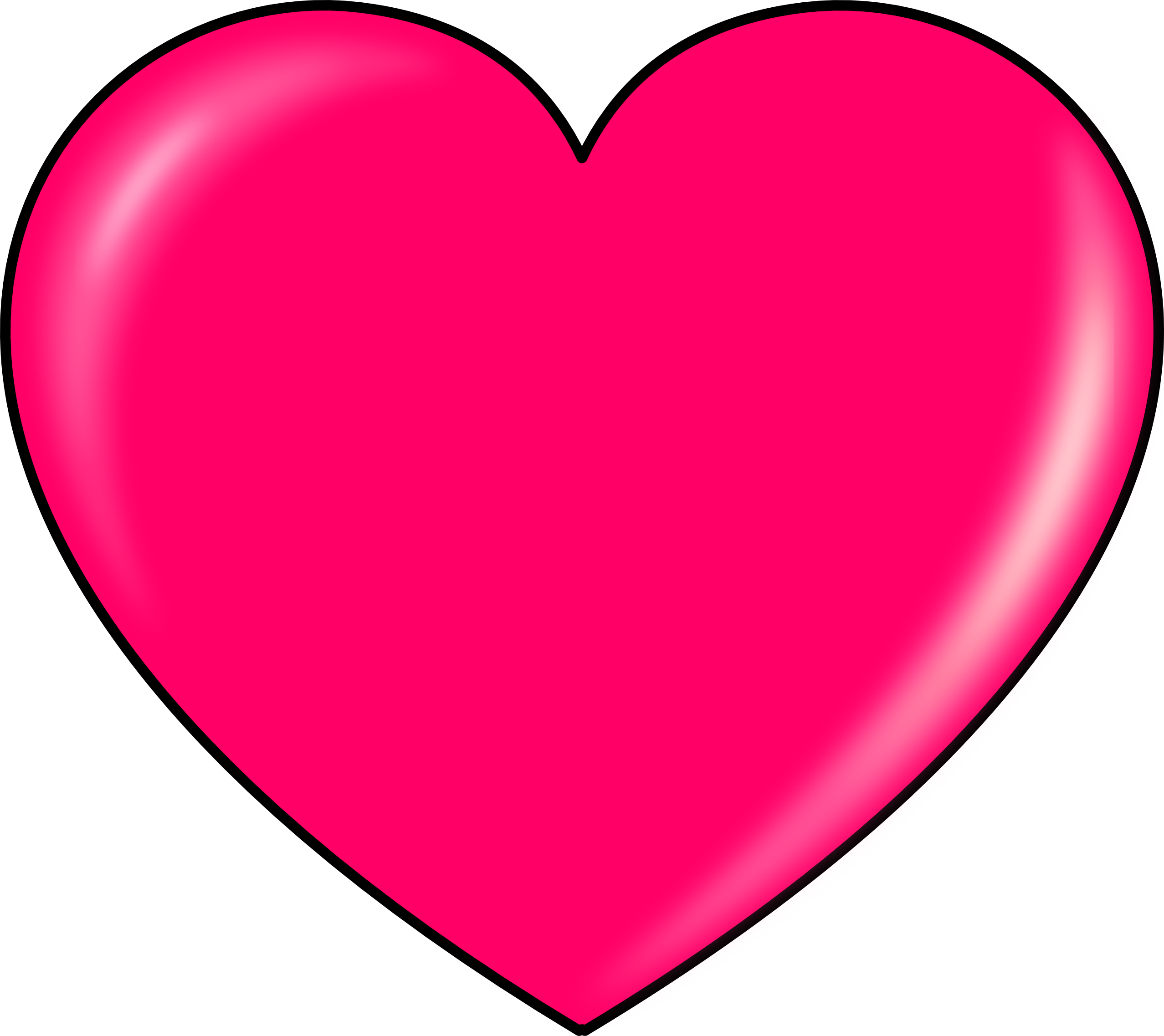 2555x2275 Heart Png Image, Free Download