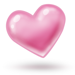 256x256 Pink Heart Png Image Royalty Free Stock Png Images For Your Design
