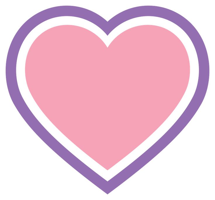 Pink Hearts Clipart