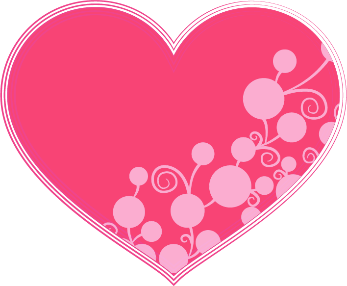 708x583 Heart Clipart Free Clip Art Of Hearts Clipart Clipart 3 Clipartix