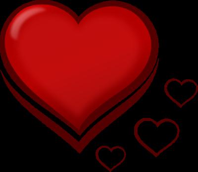 400x347 Lisovzmesy Pink Heart Clip Art Free