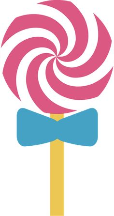 236x446 Lollipop clipart pink candy