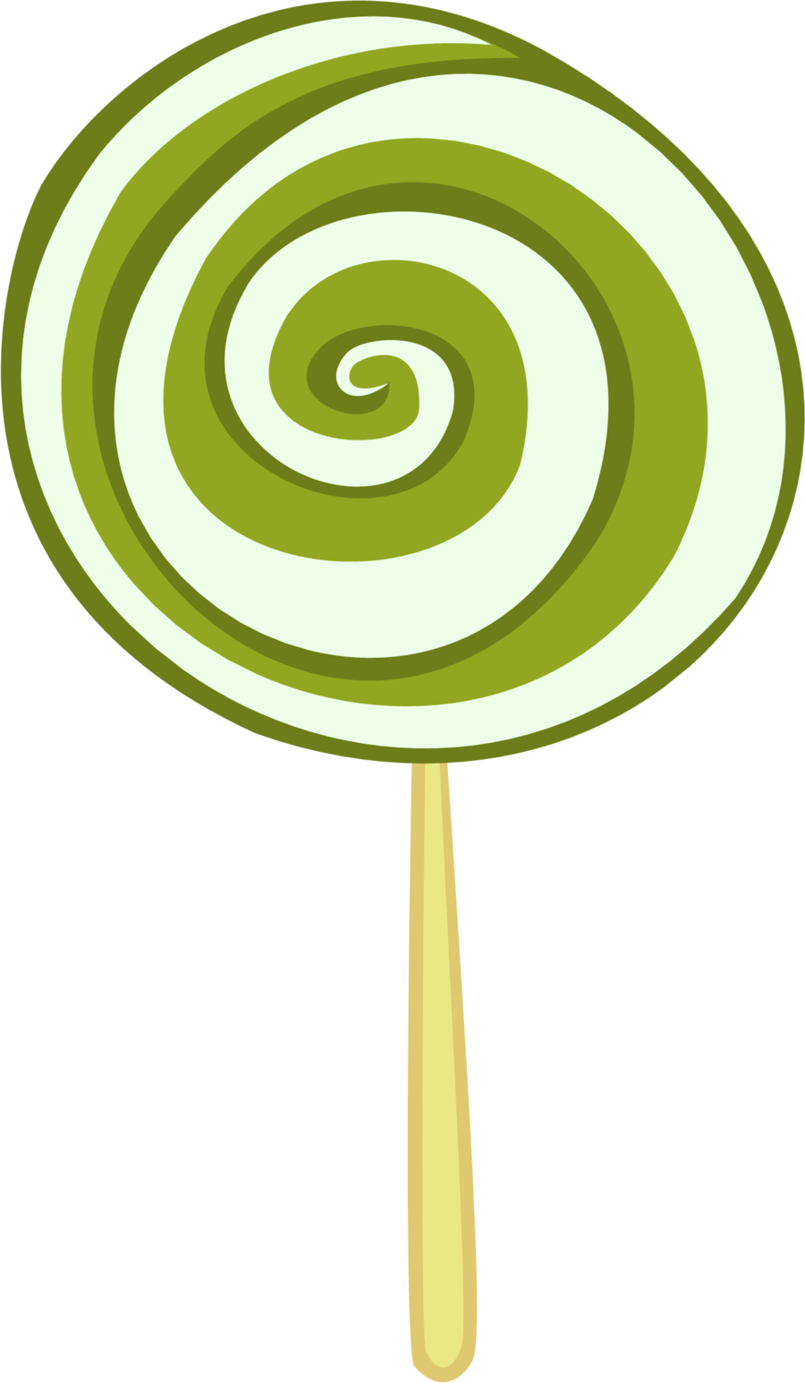 900x1545 Pink Lollipop Clipart