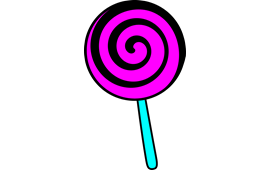 270x170 Candy Lollipop Sweets Pink Png Image Pictures