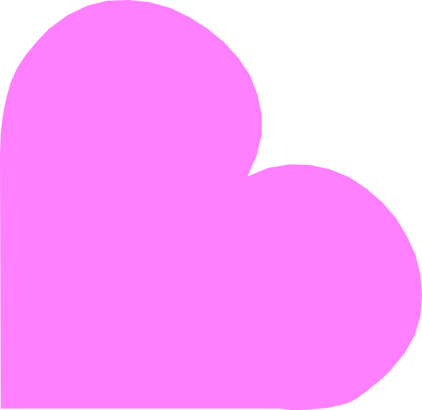600x582 Hearts Clipart Plain Love