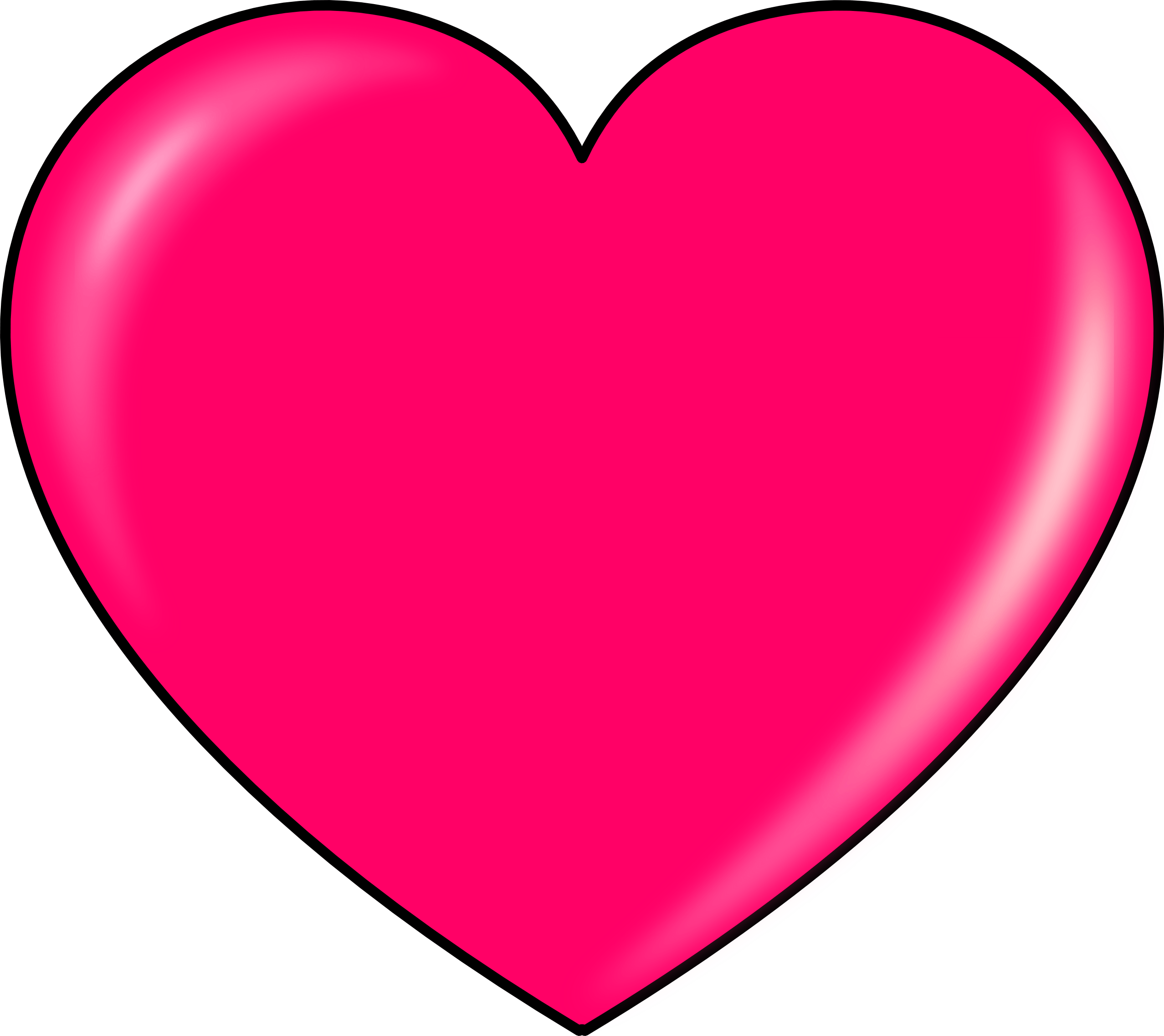 2555x2275 Love Clipart Transparent Heart