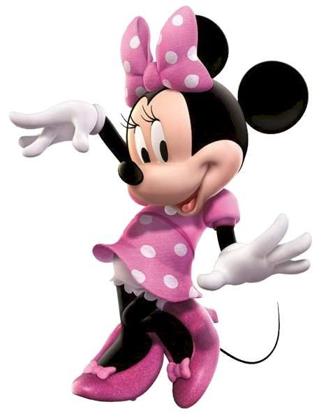 457x599 Top 93 Minnie Mouse Clip Art