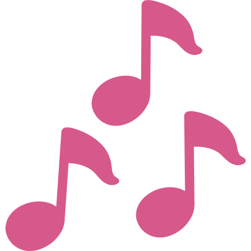 512x512 Multiple Musical Notes Emoji For Facebook, Email Amp Sms Id  8148