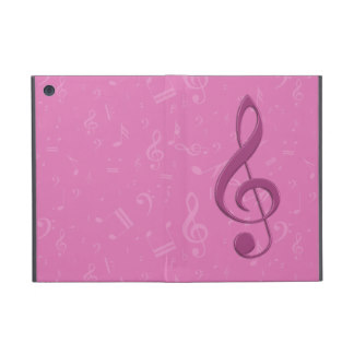324x324 Pink Music Notes Ipad Mini Cases Amp Covers Zazzle