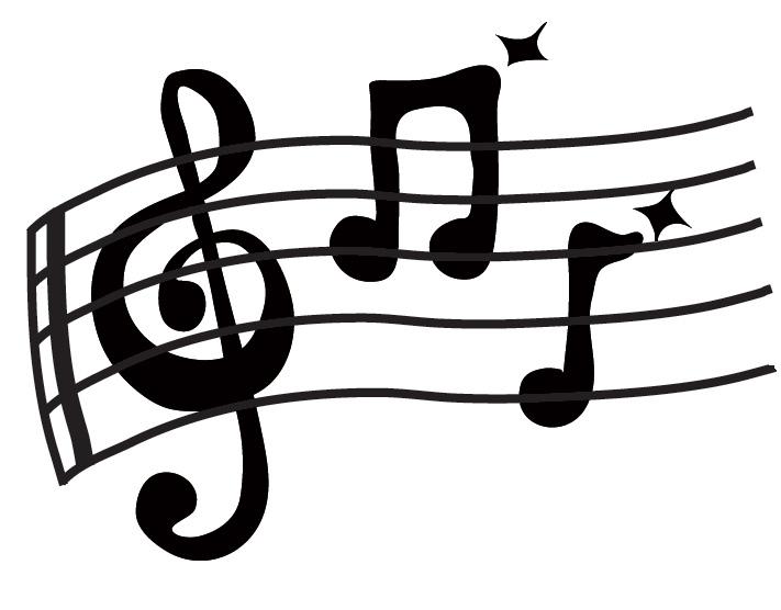 711x556 Top 72 Music Notes Clip Art