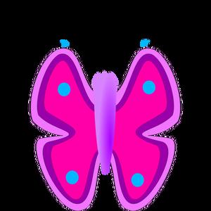 300x300 7517 Pink Panther Clip Art Cartoon Public Domain Vectors