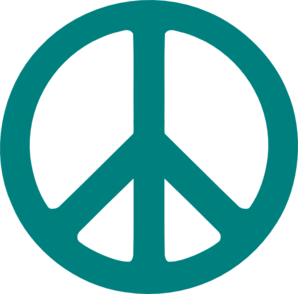 298x294 Peace Clip Art