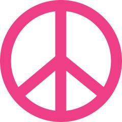 240x240 Peace Love Cure Creeper