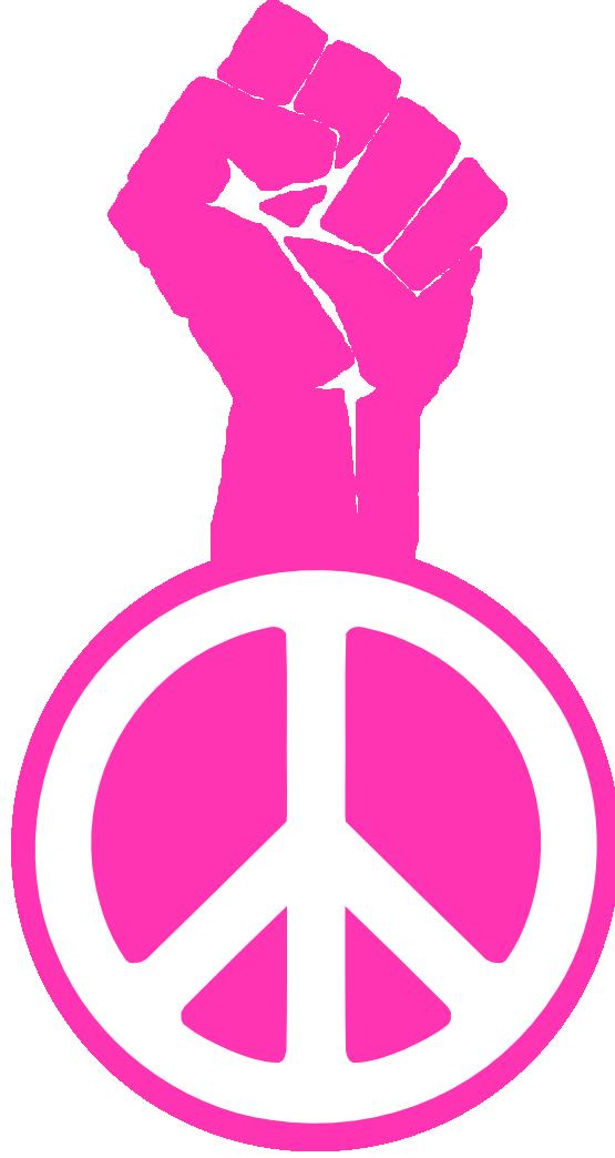 555x1044 Peace Sign Clipart Logo
