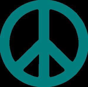298x294 Peace Sign Clip Art
