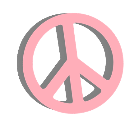 431x400 Peace Symbol Png Images Transparent Free Download