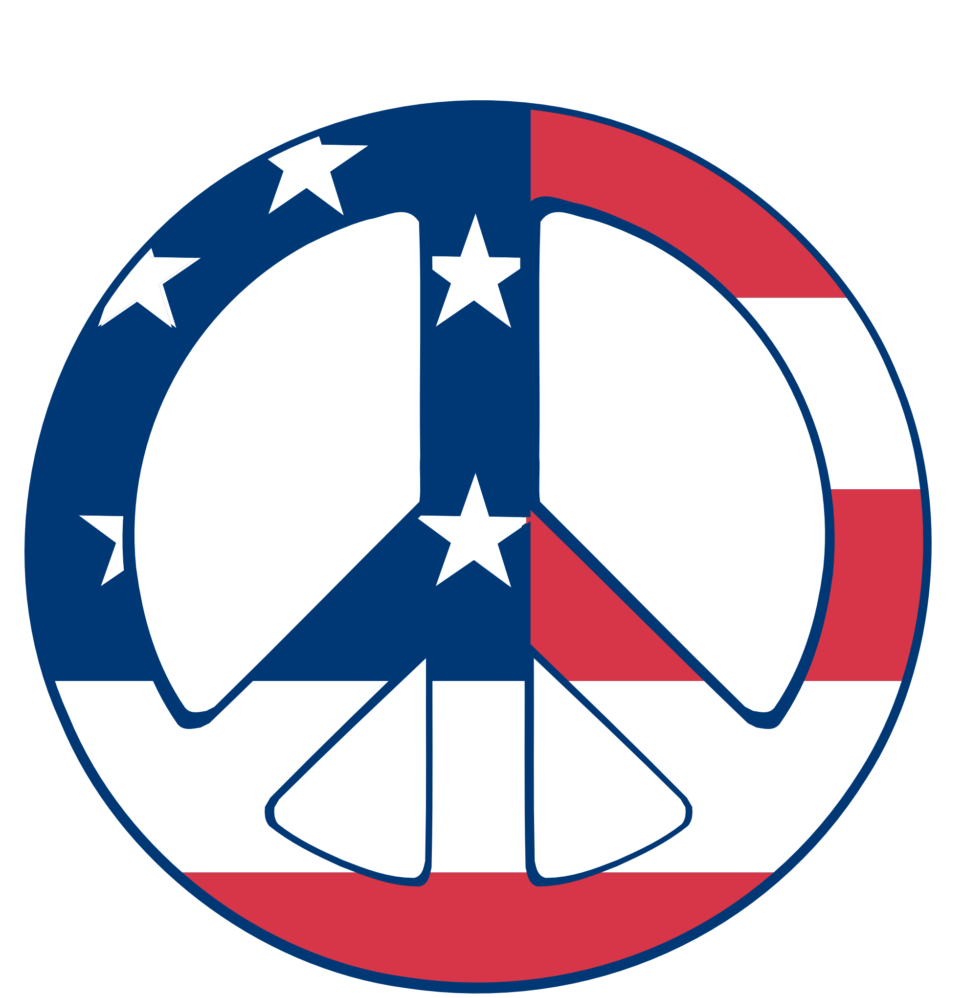 1969x2040 Pink Peace Sign Clipart Free Images