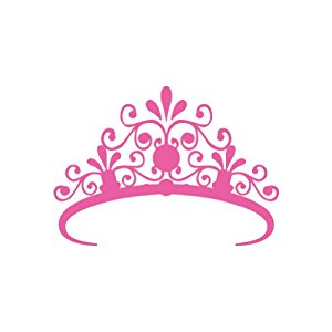 300x300 Pink Princess Crowns